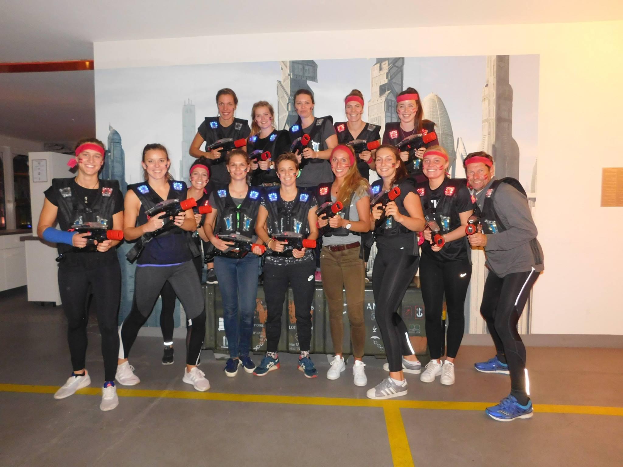 LaserLoft St. Pauli - JGA Hamburg Team