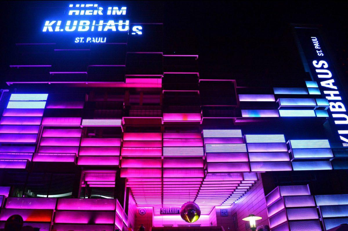 LaserLoft St. Pauli - Event Location Hamburg Eingang