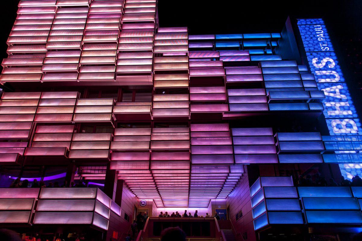 LaserLoft St. Pauli - Event Location Hamburg Eröffnung