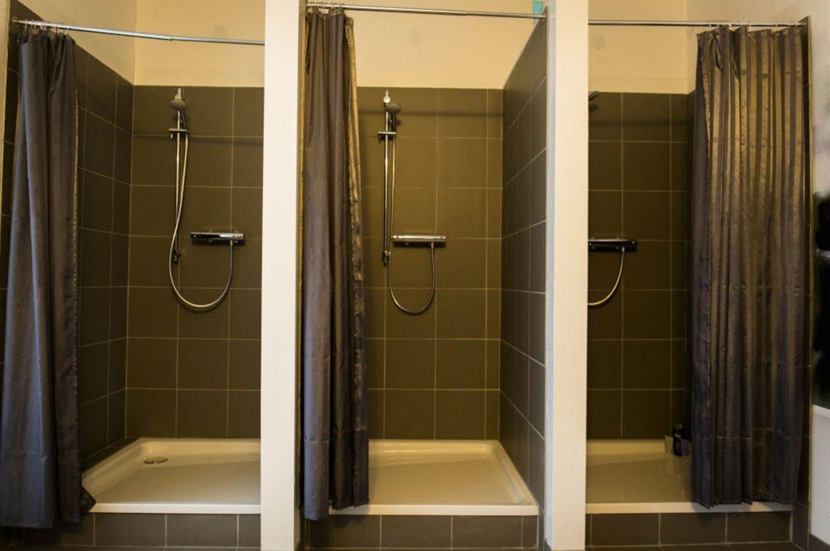 LaserLoft St. Pauli - kostenlose Duschen exklusiv für Gäste