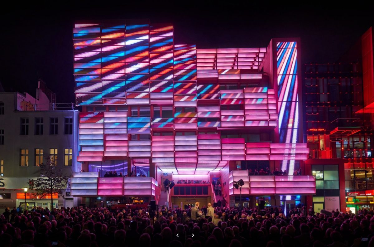 LaserLoft St. Pauli - im kompletten 2.OG im Klubhaus St. Pauli Hamburg