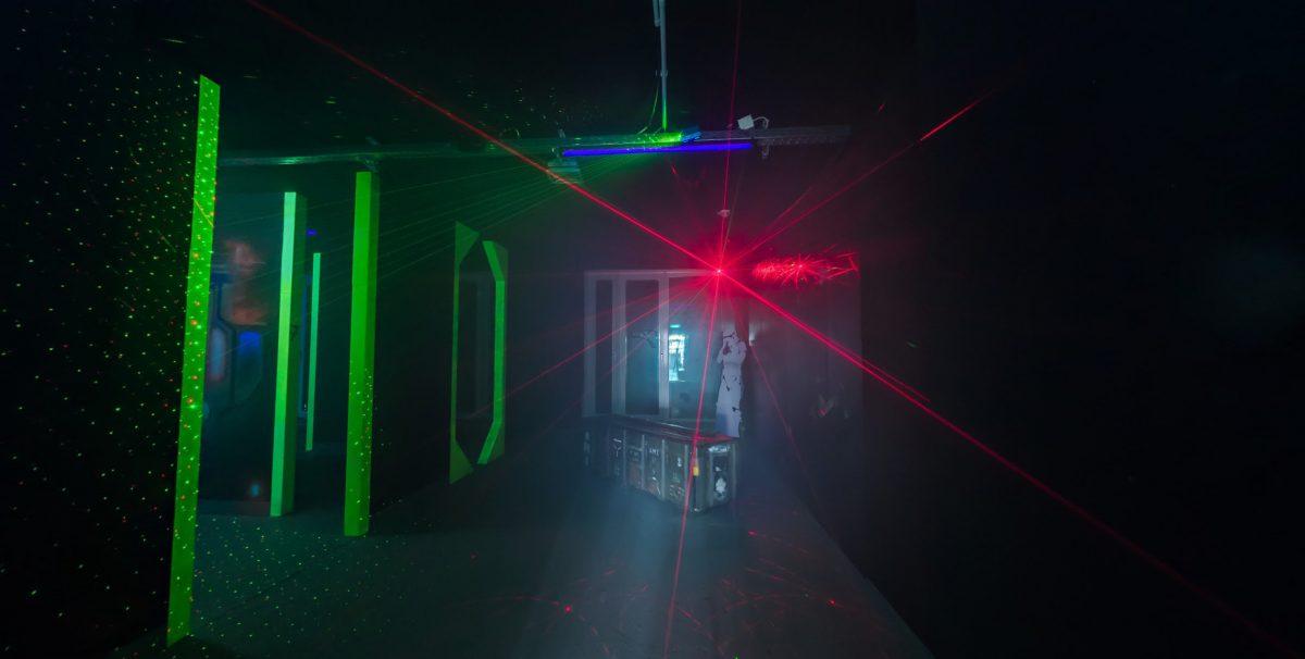 LaserLoft St. Pauli - Lasertag Hamburg St. Pauli Arena